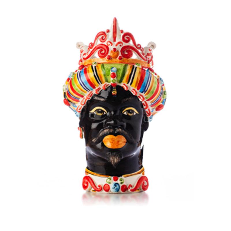 testa-di-moro-multicolor-ceramica