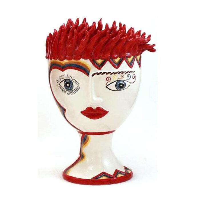 testa-ceramica-naif-donna